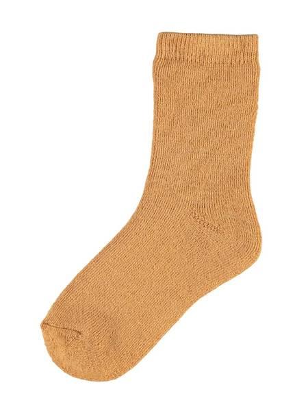 Bilde av NmfWaksi wool terry sock - Brown Sugar