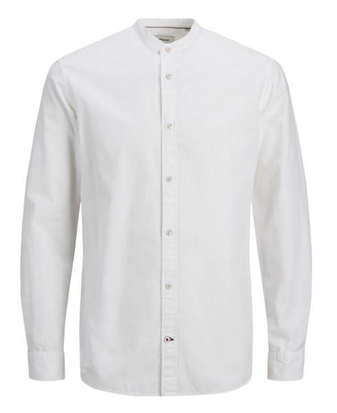 Bilde av Jjeband Summer shirt - White