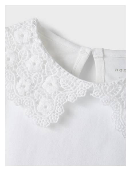 Bilde av NmfRagna ls Top - Bright White
