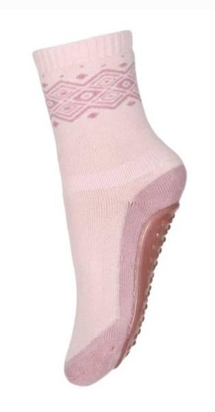 Bilde av Robin antiskli sokk - Rose Dust