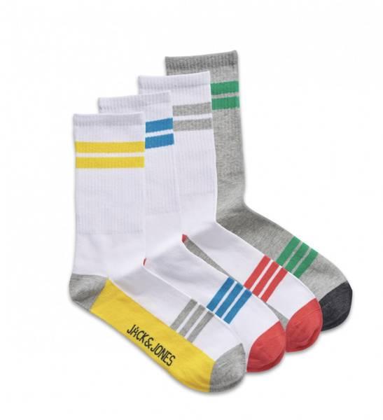 Bilde av Jacbasic tennis multi color sock jr