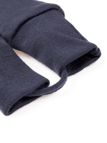 Bilde av NbmWillit wool mittens uten tommel - Ombre blue