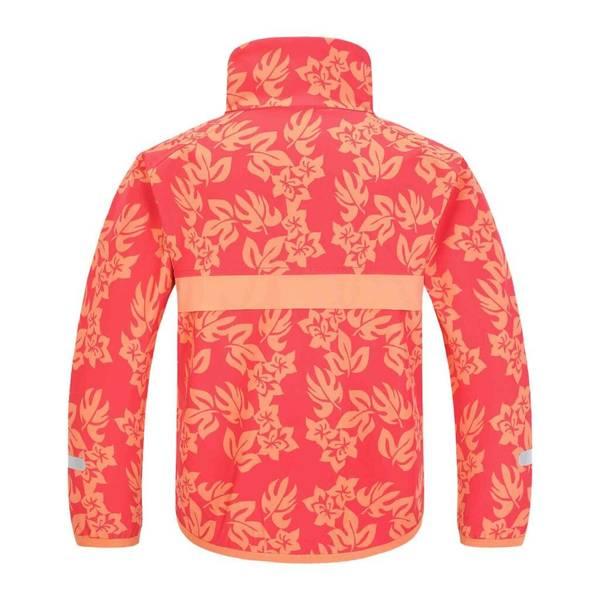 Bilde av Setøy softshell jakke - Hibiscus red pr