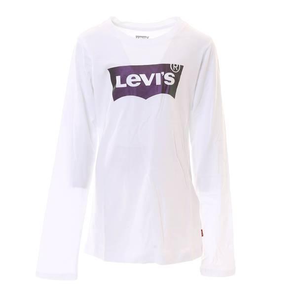 Bilde av Levis Colorshift Tee Shirt  LS  - White