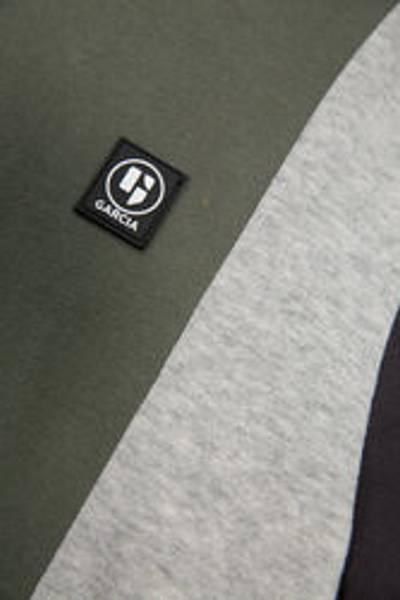 Bilde av Garcia Colorblock hoodie - Pine
